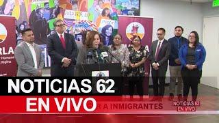 Activistas y políticos buscan proteger a inmigrantes – Noticias 62 - Thumbnail