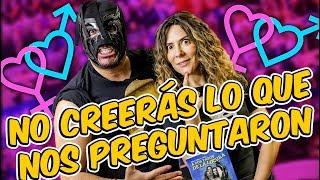 Silvia Olmedo al descubierto. Preguntas y respuestas inimaginables y con peluche en el estuche!!!