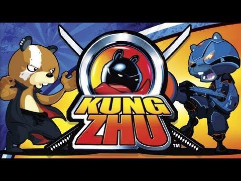 Kung Zhu Nintendo DS