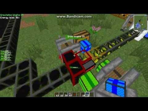 Завод нефти и использовать её в minecraft