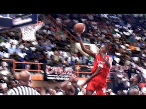 Kevin Durant - Courtside Highlights from the Melo League vs. Goodman League