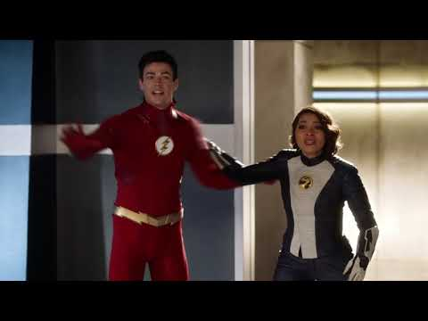 The Flash Season 5 Episode 10 (The Flash & The Furious) in English