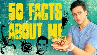 Video 50 Facts About Me | Doctor Mike MP3, 3GP, MP4, WEBM, AVI, FLV April 2018