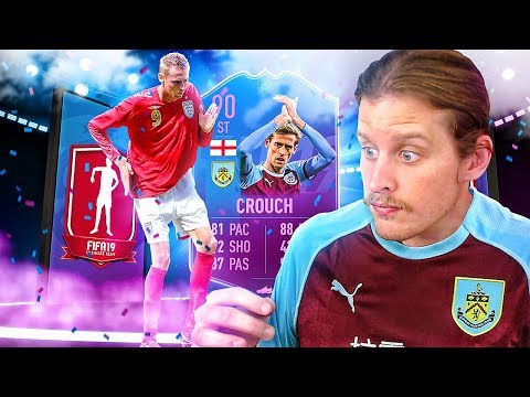 THEY ACTUALLY DID IT! 90 END OF ERA CROUCH PLAYER REVIEW! FIFA 19 Ultimate Team
