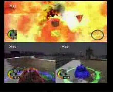World Destruction League: Thunder Tanks #1