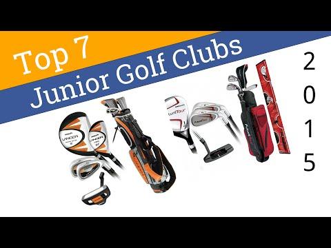 7 Best Junior Golf Clubs 2015