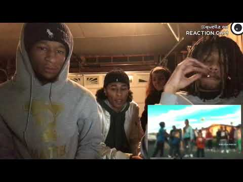 """YBN Nahmir """"Popped Up"""" Feat. SOB x RBE Lul G (WSHH Exclusive - Official Music Video)  REACTION VIDEO"""