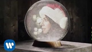 Christina Perri - Something About December (Lyric Video) lyrics (Spanish translation). | Lights around the tree