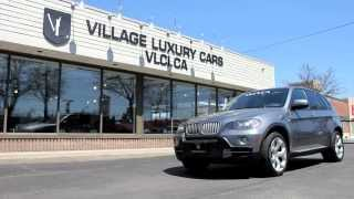 2008 BMW X5 4.8i In Review - Village Luxury Cars Toronto