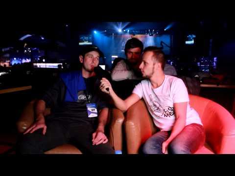 DreamHack Moscow 2014: Интервью с RoX.KIS.Pomi