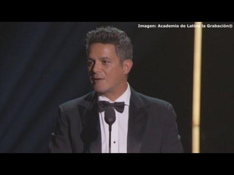 """Alejandro Sanz, """"Persona del Año 2017"""" en los Grammy Latino"""