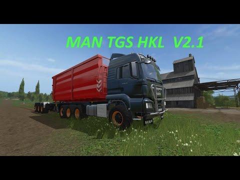 MAN TGS HKL v2.1