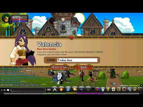 Adventure Quest Worlds Secret Shop codes 2013 (I Reccommend Playing A