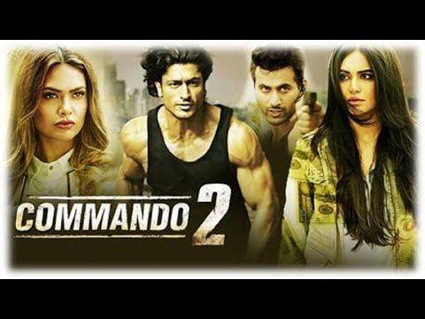 Commando 2 Full Movie Amazing Facts - Vidyut Jammwal, Adah Sharma
