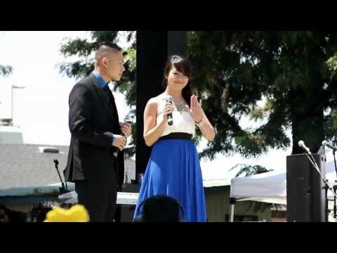 WB - Hmong Music festival 5/26/12. Here is a clip of Tee & Annie performing their song called Wb Mam Sib Hlub at HMF. Sorry about the shaky in the video got sidet...