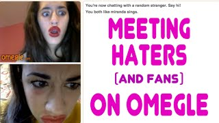 Video MEETING HATERS ON OMEGLE! MP3, 3GP, MP4, WEBM, AVI, FLV Mei 2018