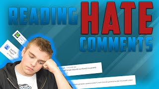 READING HATE COMMENT - Reading Funny Hate Comments ---------------------------------------------------------------------Thanks for watching  ( ͡° ͜ʖ ͡°)Subscriber here - http://bit.ly/1XbSoXLINTRO SONG- https://www.youtube.com/watch?v=O5wlxT9ygtYHOW TO GET FREE PAYPAL MONEY/ GIFTCARDS - FREE PayPal Money http://featu.re/QSRC99YouTube Sponsorship -  http://bit.ly/1MRQJ4NYouTube- Milts1gamig/JoshAFKTwitter- @milts1gamingPSN- Milts1gamingSteam- Jmilts3030Facebook- Who the hell uses FacebookPlease be respectful in the comment, do not reply to hate just dislike and report.Thanks For WatchingMilts1GamingFAQ-PC SpecsAMD A8 QUAD CORE 3.60GHZ 12BG DDR3 RAMNIVIDIA GTX 750 2GB1TB WD HARD-DRIVEWhat do you record with?I record with a elgato  and frapsWhat mic do you use? I use the blue yeti :)