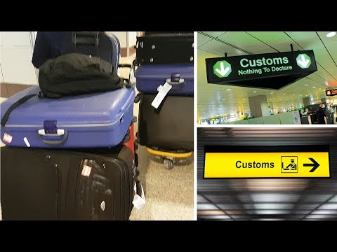 Travel Abroad with Nigerian Food: Packing, Customs Etc