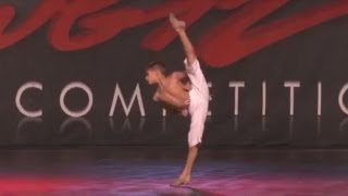 An 8-Year-Old Dancer With Extraordinary Talent
