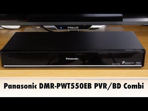 Panasonic DMR-PWT550EB PVR Blu-ray Combi Review