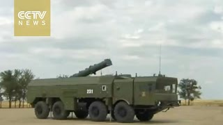 Kaliningrad Russia  City pictures : Russia deploys nuclear-capable missiles in border region Kaliningrad