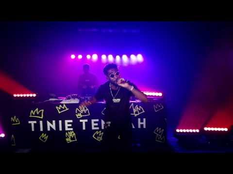 Tinie Tempah Cologne Luxor - Girls Like - 6-4-17