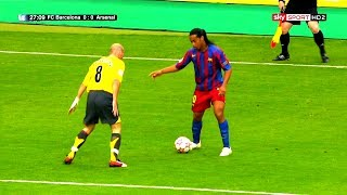 Video 50+ Players Humiliated by Ronaldinho ᴴᴰ MP3, 3GP, MP4, WEBM, AVI, FLV September 2019
