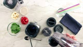 Hurricane™ COMPACT Juicing Blender Demo Video Icon