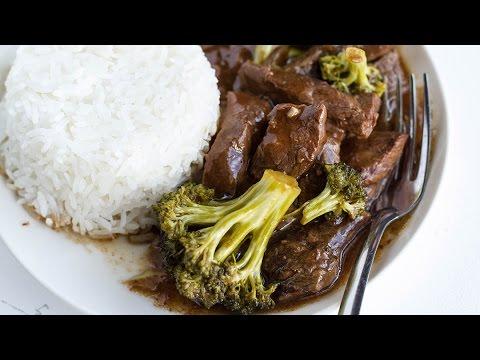 Mishi i viçit më i shijshëm me brokoli