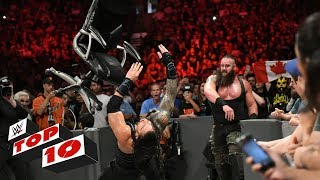 Nonton Top 10 Raw Moments  Wwe Top 10  August 7  2017 Film Subtitle Indonesia Streaming Movie Download