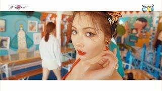 Download Lagu HyunA(현아) - 5th Mini Album -A'wesome- 자켓 촬영 비하인드(Jacket making behind)! Mp3