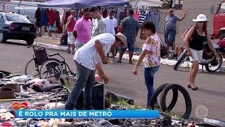 Feira do Rolo em Marília