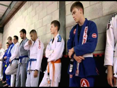 'I was born with a deformity in my right arm. Despite this, I have had a very successful sporting career and I'm now a Brazilian Jiu Jitsu coach.'