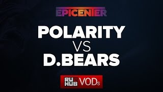 Polarity vs Danish Bears, game 1