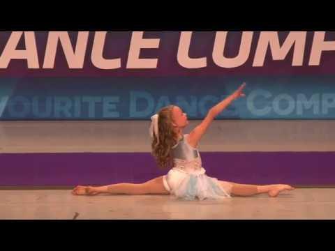 Acro/gymnastics solo - Kids Artistic Revue