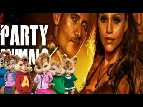 PARTY ANIMALS By CHIPMUNK VOICE | Meet Bros, Poonam Kay, Kyra Dutt | New Song 2016 |