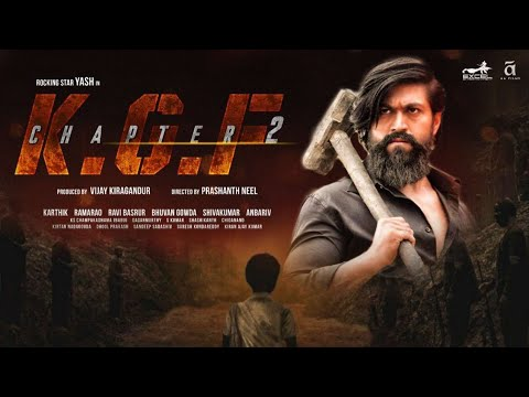 KGF Chapter 2: KGF 2, Sanjay Dutt, Yash, Prashant Neel, KGF 2 New Look Teaser, KGF 2 Trailer, Update