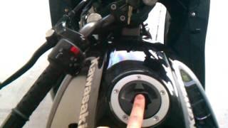 7. 2009 Kawasaki Ninja 650R