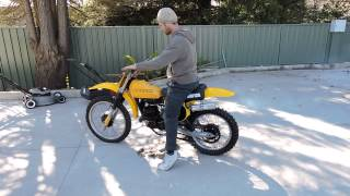 10. Suzuki RM 125 1978 C 2  For Sale by Young Guns Motorcycles on ebay