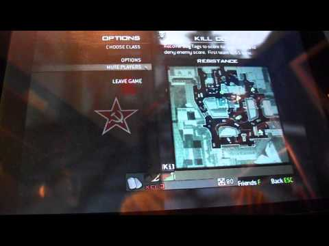 Tablet Gaming: Call of Duty Modern Warfare 3 (Winbook TW801, Intel Atom Z3735)