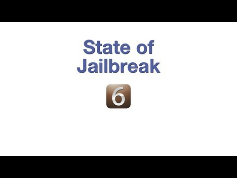 state of jailbreak - Name: State of Jailbreak: Upcoming iOS 6.1 Untethered Jailbreak for iPhone 5, iPad mini, and more. Description: It's finally a reality. The iOS 6.1 untethere...