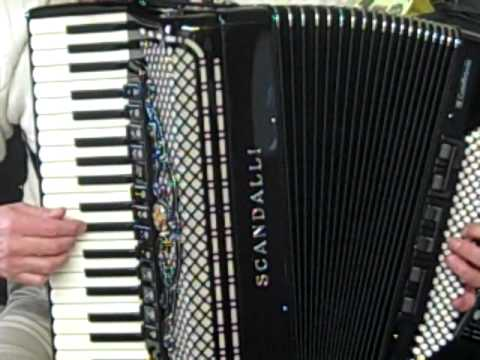 Scandalli Super L  Accordions Canada