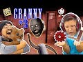 foto GRANNY HAS NO HEAD, SHE BROKE MY CHAIR & HAS NEW SECRETS! (FGTEEV ESCAPE GRANNY #3) GURKEY!