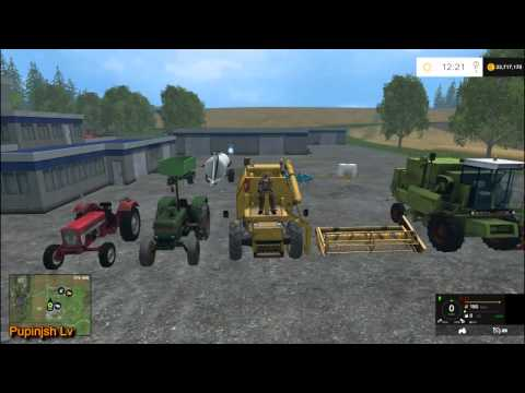 Oldtimer Pack from LS11 v1.2