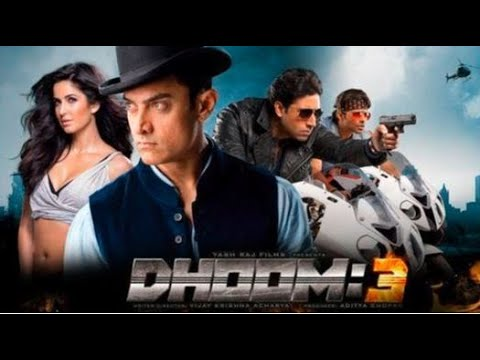 DHOOM 3 Full Movie facts | Aamir Khan | Abhishek Bachchan | Katrina Kaif | Uday Chopra