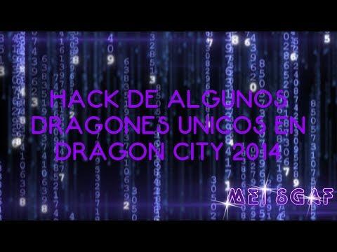 Hack De Dragones Únicos SIN GEMAS  Dragon City  Febrero 2014