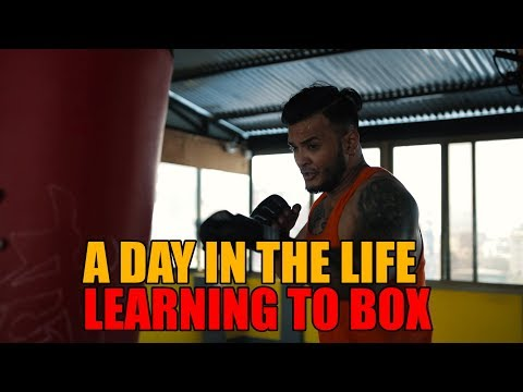 (A Day in the Life | Learning to box | Sushant Pradhan - Duration: 26 minutes.)