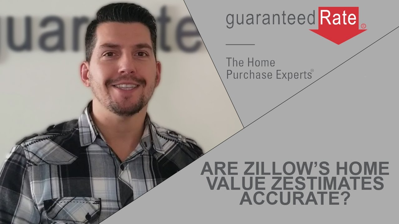 Are Zillow's Home Value Zestimates Accurate?