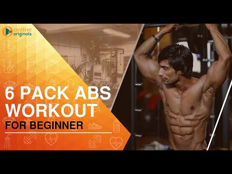 10 Minute Ab Workout: How to Get a Six Pack | Way To Fitness | Abhishek Dass | Online Originals O2