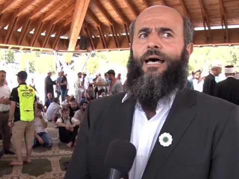 Izjava u Srebrenici